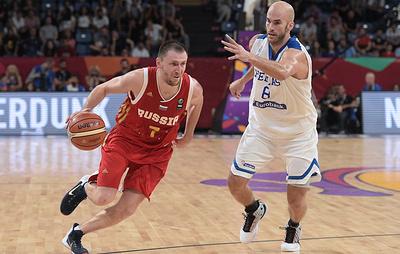 Сборная России по баскетболу начинает отбор к чемпионату Европы матчем с командой Италии