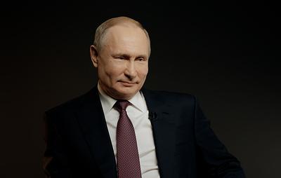 Путин: должность зампреда СБ РФ не равна по статусу посту вице-президента