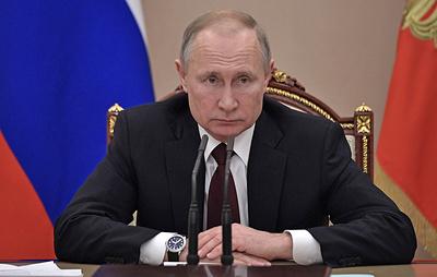 Путин подчеркнул важность недопущения негативных последствий для населения Идлиба