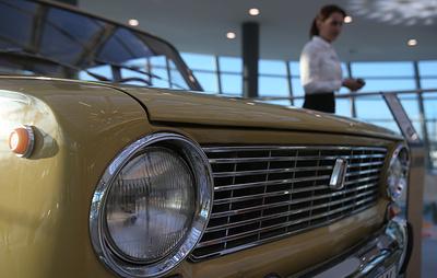 Минпромторг хочет повысить транспортный налог на старые авто
