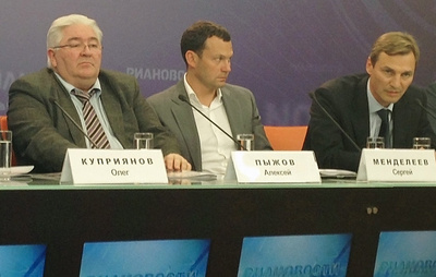 Источник: полиция задержала президента Федерации хоккея Москвы