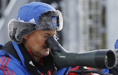 Главный тренер сборной России подтвердил, что биатлонист Логинов выступит в эстафете на ЧМ