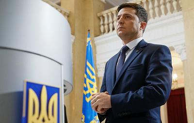 Зеленский принял отставку главы Тернопольской области из-за ситуации с эвакуацией людей