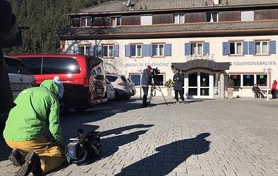 Первичные результаты обыска у биатлонистов РФ в Италии не подтвердили применение допинга