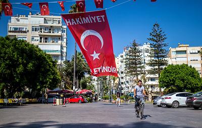 Москва и Анкара прорабатывают возможность расчета в рублях на турецких курортах