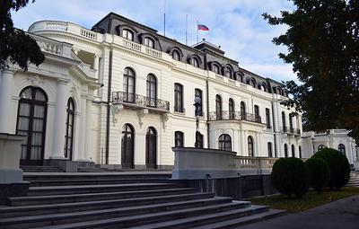Площадь у посольства России в Праге переименуют в честь Бориса Немцова