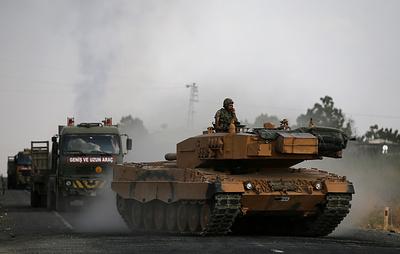 Турецкие силы и вооруженная оппозиция предприняли атаку на Нейраб в Идлибе