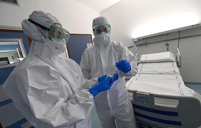 Первый случай заражения новым коронавирусом зафиксирован в Румынии