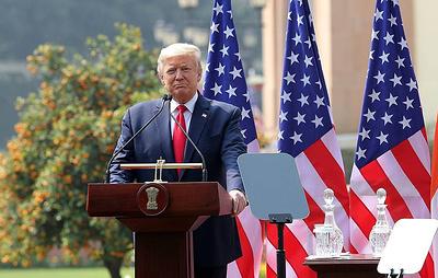 Трамп продлил еще на год действие антироссийских санкций