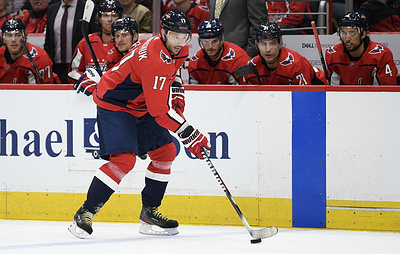 """Ковальчук заявил, что недоволен своим дебютом за клуб НХЛ """"Вашингтон"""""""