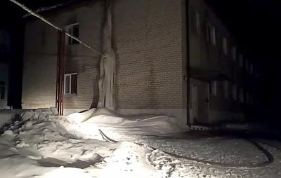 Эвакуированных из-за пожара воспитанников школы-интерната на Урале доставили домой