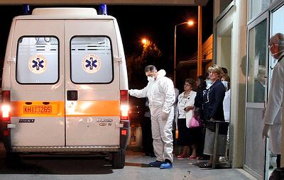 Власти Греции подтвердили первый случай заражения новым коронавирусом