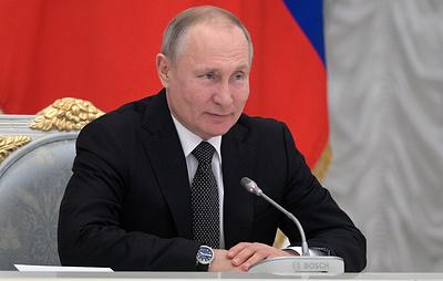 Путин: своевременный пересмотр потребительской корзины нужно закрепить в законе