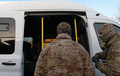 """Пятеро предполагаемых членов """"Хизб ут-Тахрир"""" задержаны в Крыму"""