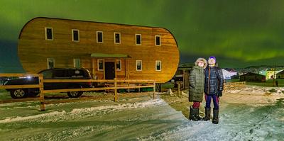 """Лучше гор может быть только море, или История """"Ковчега"""" на колесах на арктическом берегу"""