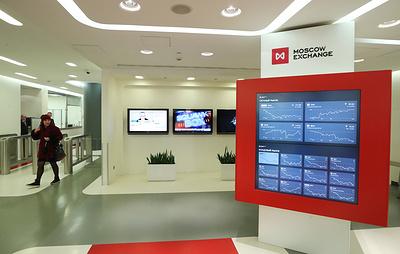 Индекс Мосбиржи на закрытии торгов вырос на 7,72%