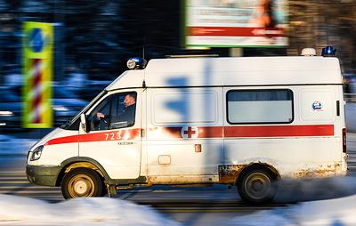 Четыре человека, пострадавшие при пожаре в многоэтажке в Омске, госпитализированы