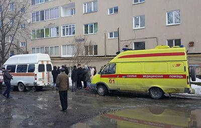 В Перми при взрыве газа в квартире погиб один человек