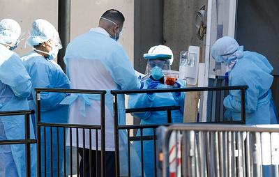 В США более 2 тыс. человек умерли из-за коронавируса