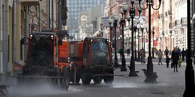 Всеобщий режим изоляции. В Москве ужесточили меры по борьбе с коронавирусом