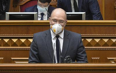 Премьер Украины заявил, что страна не может позволить себе длительный карантин