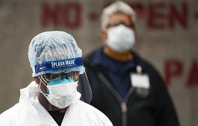 СМИ: в США за сутки из-за коронавируса умерли 770 человек