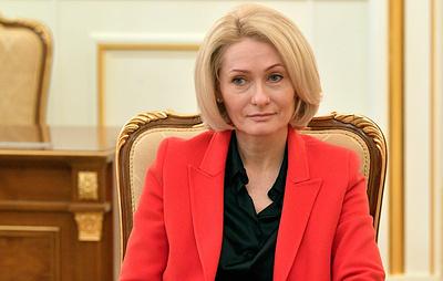 Вице-премьер Абрамченко заявила, что пиковый спрос на продукты пройден