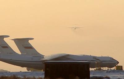 Самолет ВКС России с медицинскими масками и медоборудованием на борту вылетел в США