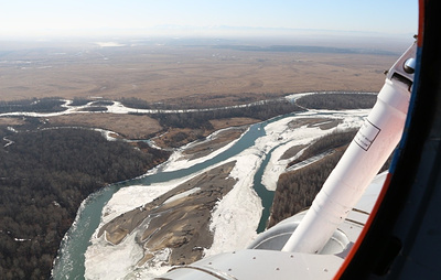 В Хакасии в зону паводка могут попасть 27 населенных пунктов