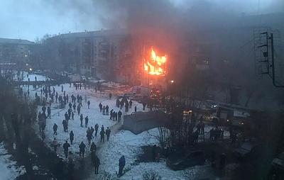 Пострадавший при взрыве газа в Магнитогорске ребенок умер в больнице