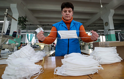 Национальный стандарт для марлевых масок должен появиться в России в июне