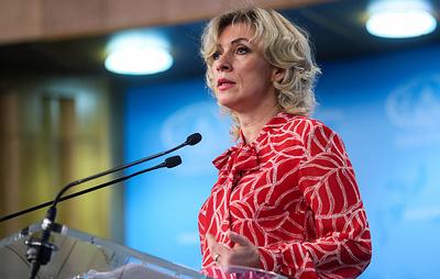 Захарова заявила, что у РФ есть ряд своих претензий к США по Договору по открытому небу