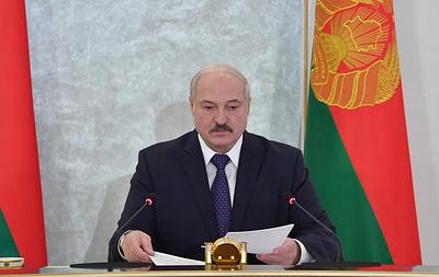 Лукашенко заявил, что Белоруссия не собирается никого захватывать
