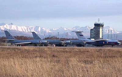 Дальние противолодочные самолеты Ту-142МЗ ТОФ выполнили 12-часовой полет над Тихим океаном