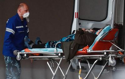 Число случаев заражения коронавирусом в России выросло на 8 599 за сутки