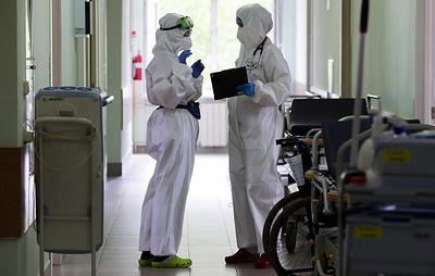 Россия опустилась на третье место в мире по числу заразившихся коронавирусом