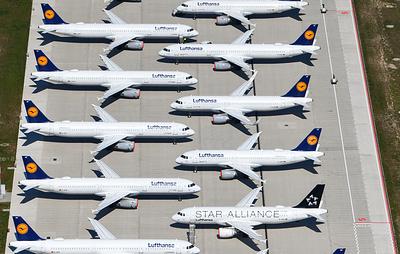 Правительство Германии выкупит 20% акций Lufthansa за €9 млрд