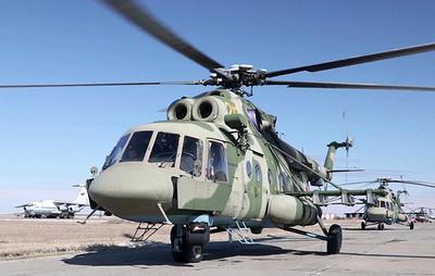Четыре человека погибли при жесткой посадке вертолета Ми-8 в аэропорту на Чукотке