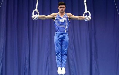 Гимнаст Далалоян заявил, что попасть на Олимпиаду-2016 ему помешала тяжелая травма колена