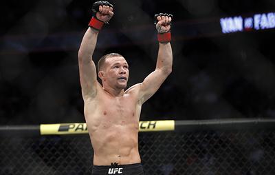 Российский боец Ян проведет бой с Альдо за титул чемпиона UFC
