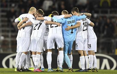 Астрийский ФК ЛАСК лишили шести очков за досрочное возвращение к общекомандным тренировкам
