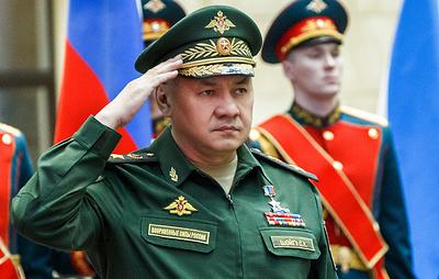 Шойгу вручил орден Суворова 58-й общевойсковой армии