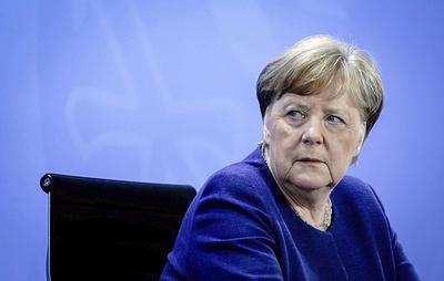 Politico: Меркель отказалась посетить саммит G7 в очном формате в Вашингтоне