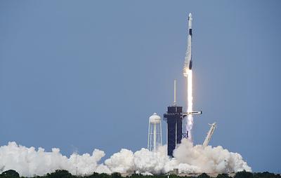 Корабль Crew Dragon стартовал к МКС