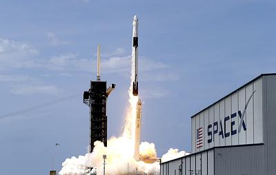 США впервые за девять лет осуществили запуск пилотируемого корабля к МКС