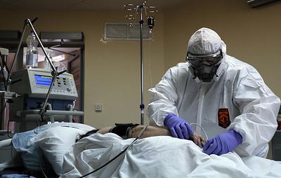 Коэффициент распространения коронавируса в России поднялся выше единицы впервые с 14 мая