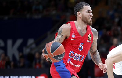 ЦСКА объявил о подписании контракта с баскетболистом Майком Джеймсом