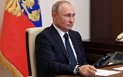 Путин: успех в жизни определяют трудолюбие, целеустремленность, доброта и человечность