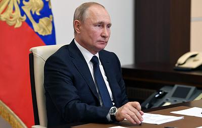 Путин отверг идею проведения голосования по поправкам в конституцию в день парада Победы