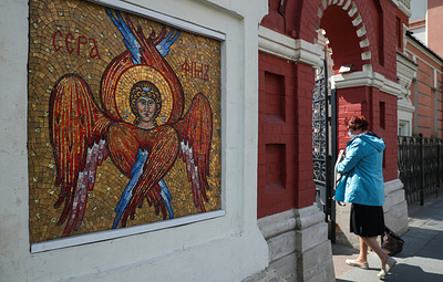 Православные храмы Москвы откроются для прихожан 6 июня